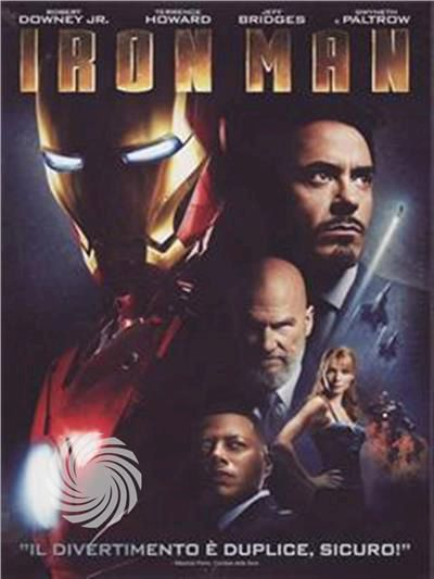 Iron man - DVD - thumb - MediaWorld.it