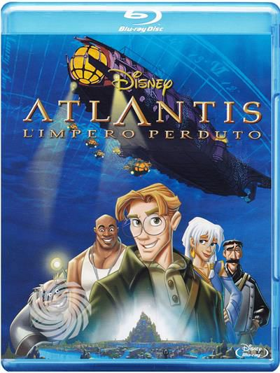 Atlantis - L'impero perduto - Blu-Ray - thumb - MediaWorld.it