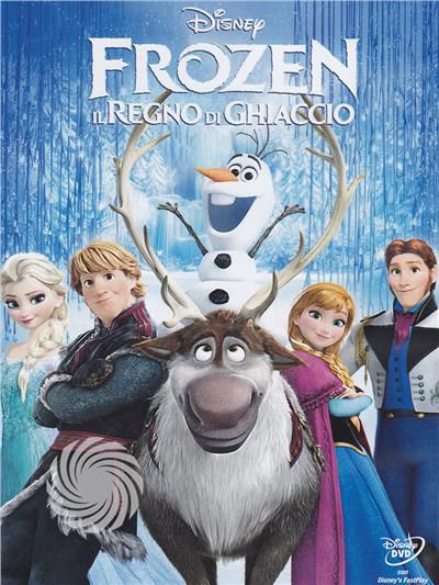 Frozen - Il regno di ghiaccio - DVD - thumb - MediaWorld.it