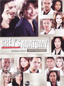 Grey's anatomy - DVD - Stagione 10 - MediaWorld.it