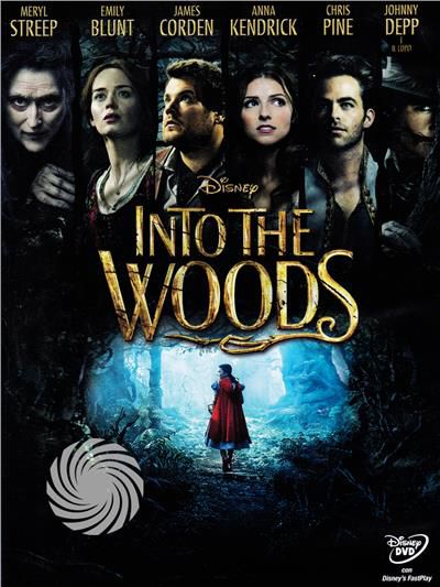 Into the woods - DVD - thumb - MediaWorld.it