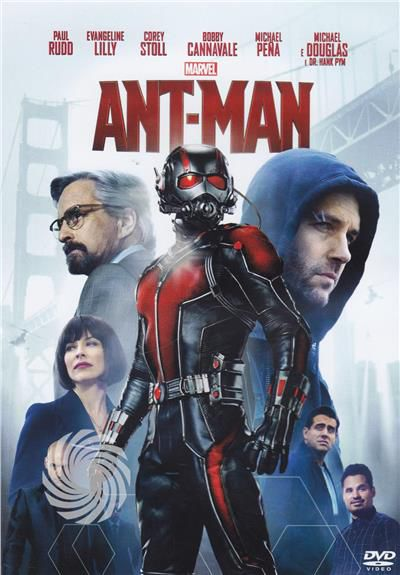 Ant-man - DVD - thumb - MediaWorld.it