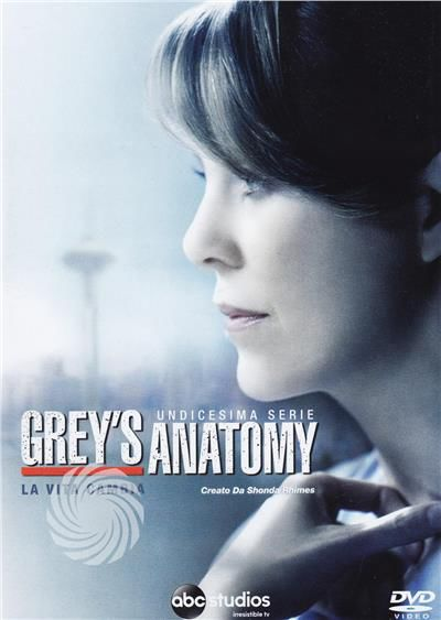 Grey's anatomy - DVD - Stagione 11 - thumb - MediaWorld.it