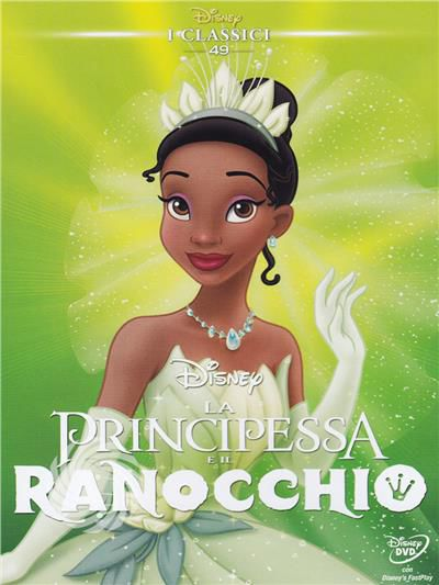 La principessa e il ranocchio - DVD - thumb - MediaWorld.it