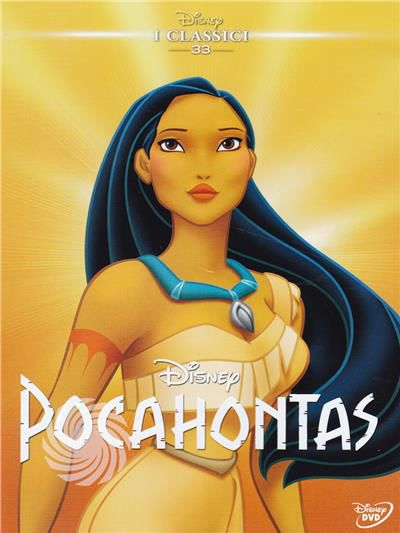 Pocahontas - DVD - thumb - MediaWorld.it