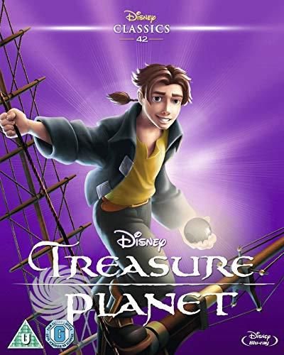 Treasure Planet - Blu-Ray - thumb - MediaWorld.it