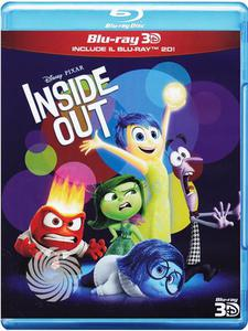 Inside out - Blu-Ray  3D - MediaWorld.it