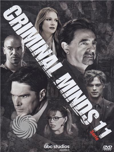 Criminal minds - DVD - Stagione 11 - thumb - MediaWorld.it