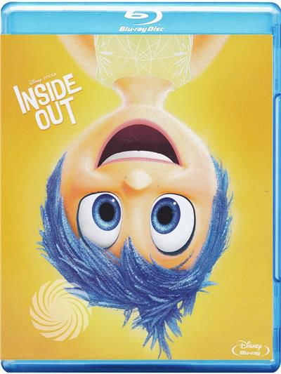 Inside out - Blu-Ray - thumb - MediaWorld.it