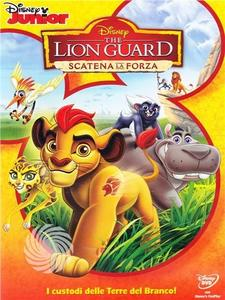 THE LION GUARD - SCATENA LA FORZA - DVD - thumb - MediaWorld.it