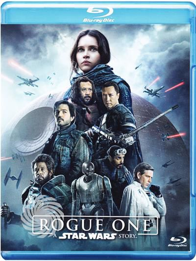 Rogue one - A star wars story - Blu-Ray - thumb - MediaWorld.it