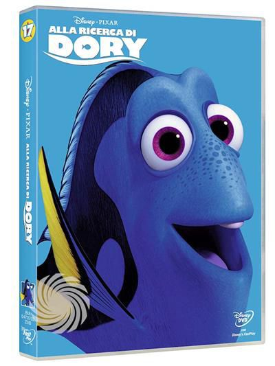 Alla ricerca di Dory - DVD - thumb - MediaWorld.it