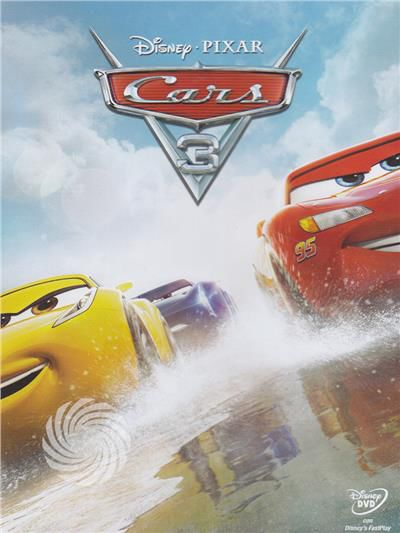 Cars 3 - DVD - thumb - MediaWorld.it