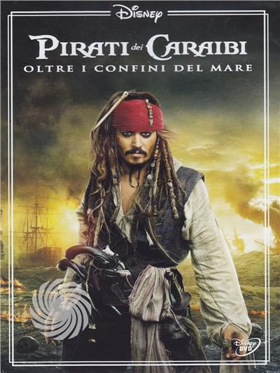 Pirati dei Caraibi - Oltre i confini del mare - DVD - thumb - MediaWorld.it