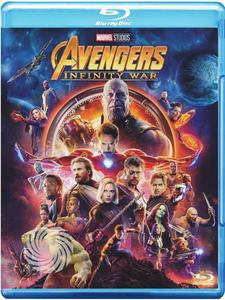 Avengers - Infinity war - Blu-Ray - MediaWorld.it
