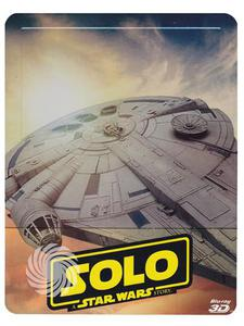 SOLO - A STAR WARS STORY - Blu-Ray  3D - MediaWorld.it