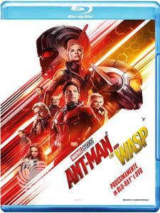 ANT-MAN AND THE WASP - Blu-Ray - thumb - MediaWorld.it