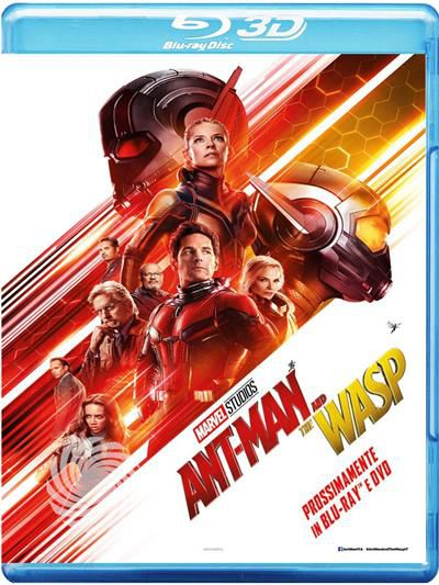 ANT-MAN AND THE WASP - Blu-Ray  3D - thumb - MediaWorld.it
