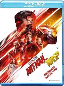 ANT-MAN AND THE WASP - Blu-Ray  3D - MediaWorld.it