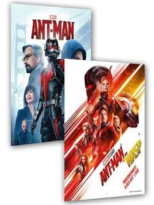 ANT-MAN + ANT-MAN AND THE WASP - DVD - thumb - MediaWorld.it