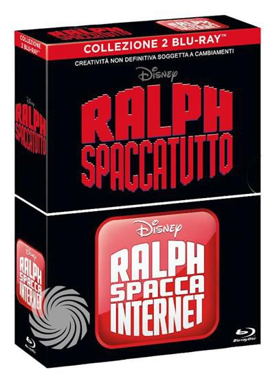 RALPH SPACCATUTTO + RALPH SPACCA INTERNET - Blu-Ray - thumb - MediaWorld.it