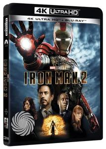 Iron man 2 - Blu-Ray  UHD - MediaWorld.it