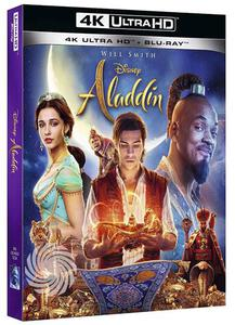 ALADDIN - Blu-Ray  UHD - MediaWorld.it