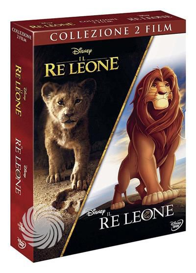 Il re leone - Collezione 2 film - Blu-Ray - thumb - MediaWorld.it