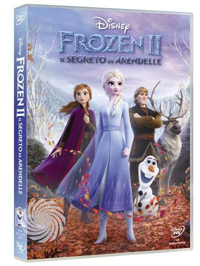 FROZEN II - IL SEGRETO DI ARENDELLE - DVD - thumb - MediaWorld.it