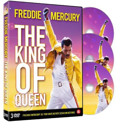 Freddie Mercury - The king of Queen - DVD - thumb - MediaWorld.it