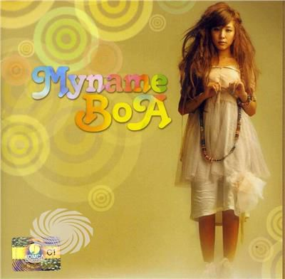 Boa - My Name - CD - thumb - MediaWorld.it