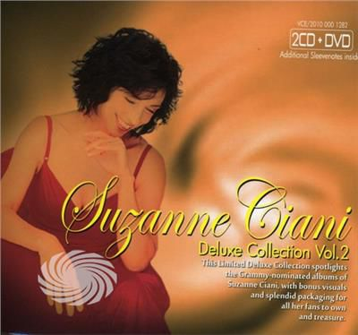 Ciani,Suzanne - Vol. 2-Deluxe Collection - CD - thumb - MediaWorld.it
