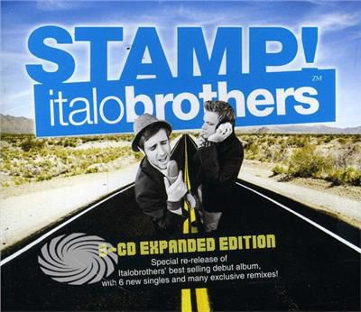 Italo Brothers - Stamp!: Expanded 3 Cd Edition - CD - thumb - MediaWorld.it