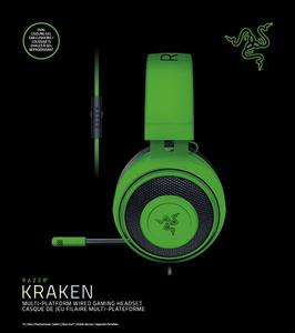 RAZER KRAKEN GREEN - MediaWorld.it