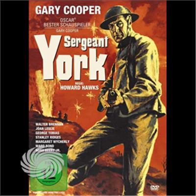Movie-Seargeant York - DVD - thumb - MediaWorld.it