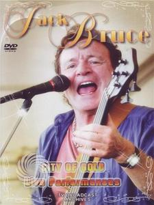 Jack Bruce - City of gold - Live performances - DVD - thumb - MediaWorld.it
