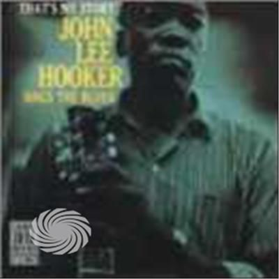 John Lee Hooker-That'S My Story - DVD - thumb - MediaWorld.it