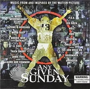 Various Artists - Any Given Sunday - CD - MediaWorld.it