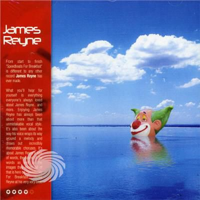 Reyne,James - Speedboats For Breakfast - CD - thumb - MediaWorld.it