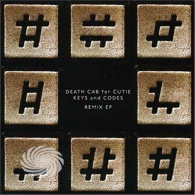Death Cab For Cutie - Keys & Codes Remix Ep - CD - thumb - MediaWorld.it