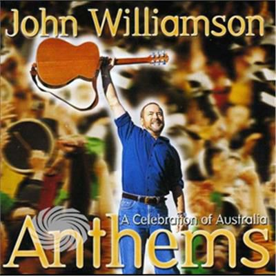Williamson,John - Anthems-A Celebration Of Australia - CD - thumb - MediaWorld.it