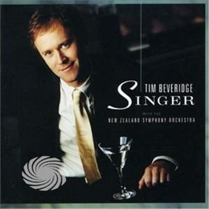 Beveridge,Tim & The New Zealand Symphony Orchestra - Singer - CD - thumb - MediaWorld.it