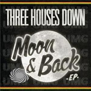 Three Houses Down - Moon & Back - CD - thumb - MediaWorld.it