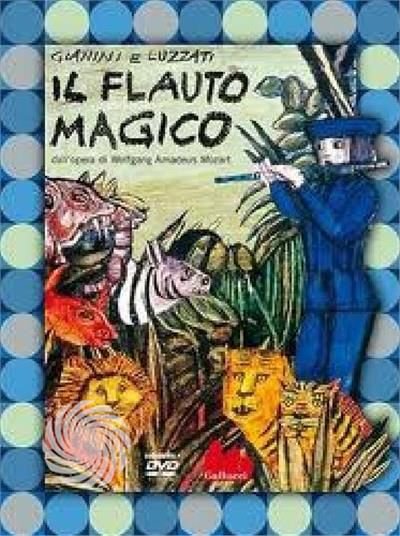 Il Flauto Magico (Gianini / Luzzati) - DVD - thumb - MediaWorld.it