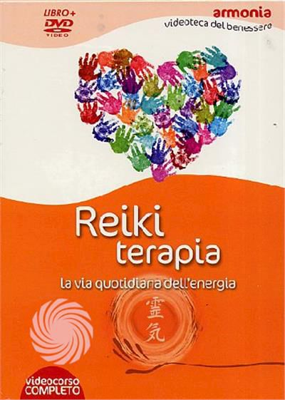 Reiki terapia - La via quotidiana dell'energia - DVD - thumb - MediaWorld.it