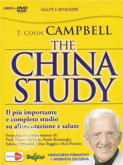 T. Colin Campbell - The China study - DVD - thumb - MediaWorld.it