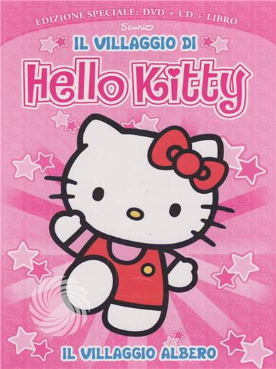 Hello Kitty - Il villaggio di Hello Kitty  - Il villaggio albero - DVD - thumb - MediaWorld.it
