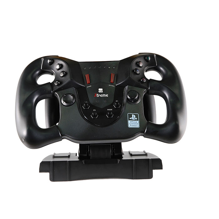 XTREME Volante Pace Wheel PS4 - PRMG GRADING OOCN - SCONTO 20,00% - thumb - MediaWorld.it