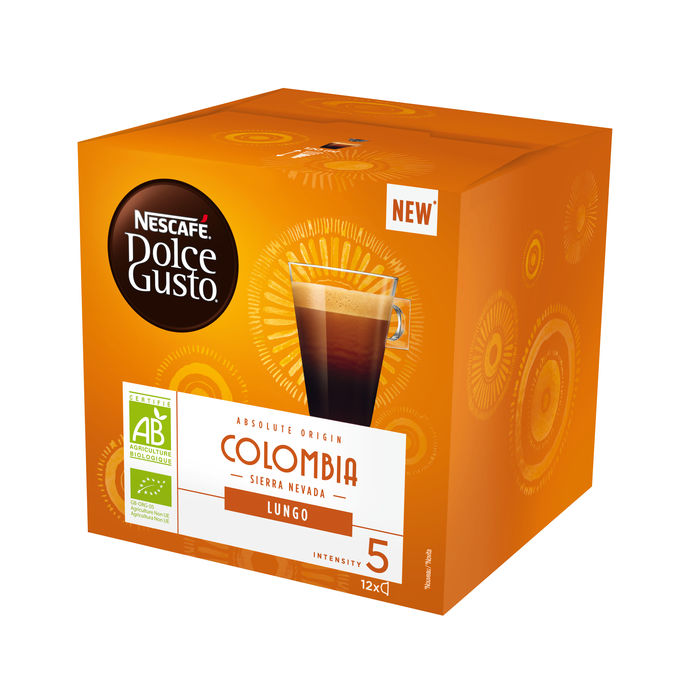 NESCAFE' Dolce Gusto Lungo Colombia - thumb - MediaWorld.it