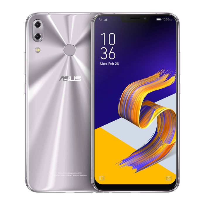 ASUS Zenfone 5 Meteor Silver - thumb - MediaWorld.it